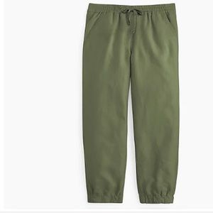 J.Crew Seaside Jogger Pants